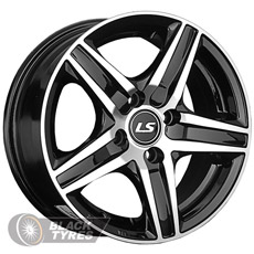 Литой диск LS Wheels 321