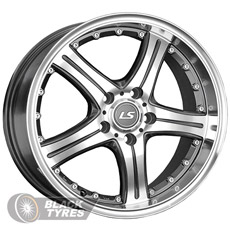 Литой диск LS Wheels 322