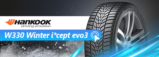 Зимние шины Hankook Winter i*cept evo3 W330