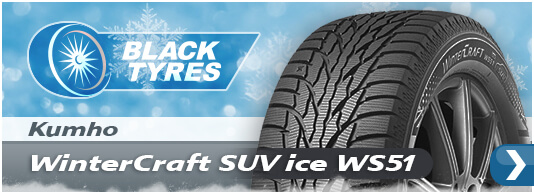 Зимние шины Kumho WinterCraft SUV ice WS51